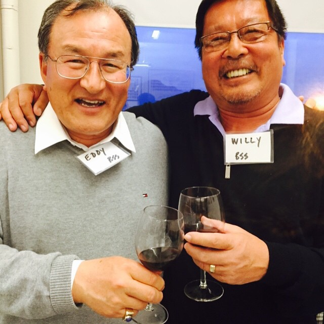 Eddy and Willy, BSS Board members