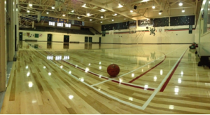 Basketball Gymnasium